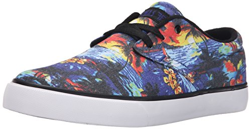 Fallen Men's Spirit Skate Shoe Black/White/Hawaiian cheap very cheap classic cheap online clearance pre order 6lXpzK5IN