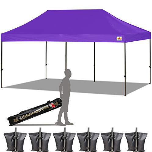 ABCCANOPY 18+ Colors 10x20 Pop up Tent Instant Canopy Commer