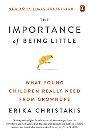 Amazon.com: The Importance of Being Little: What Young Children ...