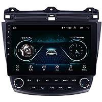 FX Radio de Coche 10.1 Pulgadas Android 8.1 para Honda Accord 7 2003-2007 GPS Unidad de Cabeza Soporte para cámara Digital retrovisor de TV Digital DVR de Carplay