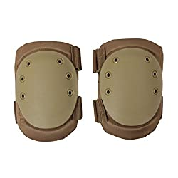 Rothco Tactical Protective Knee Pads, Coyote Brown