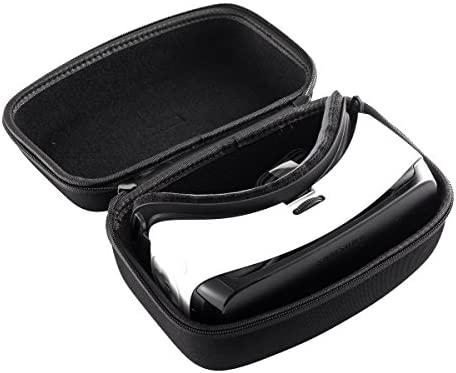 Hard CASE for Samsung Gear VR – Virtual Reality Headset. by Caseling 41vyLrB9PTL
