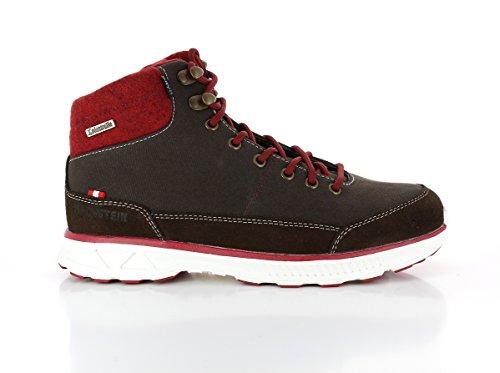 Brown Cordones Mujer Para Chilli Marrón De Dark Dachstein Zapatos 0wpqT0f