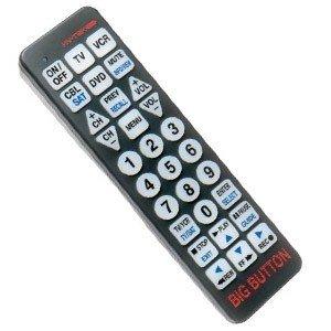 Hy-Tek Big Button BW1220 Universal Remote Control
