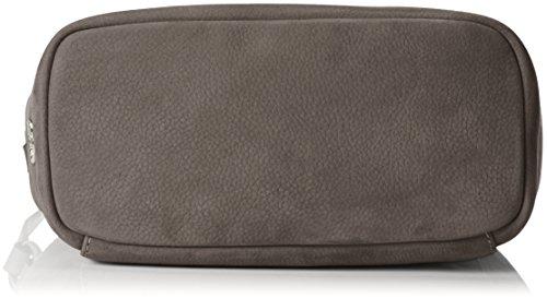 Bogner Cora - Bolso de hombro Mujer Gris (Ash)