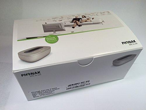 Phonak TV Link II Basestation for Venture and newer models