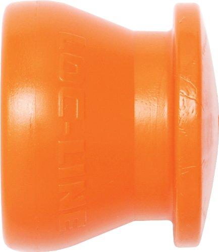 Loc-Line Coolant Hose Component, Acetal Copolymer, End Cap, 1/2 Hose ID (Pack of 4)