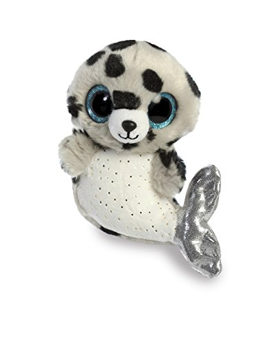 Aurora World YooHoo and Friends Harlee Harbor Seal -