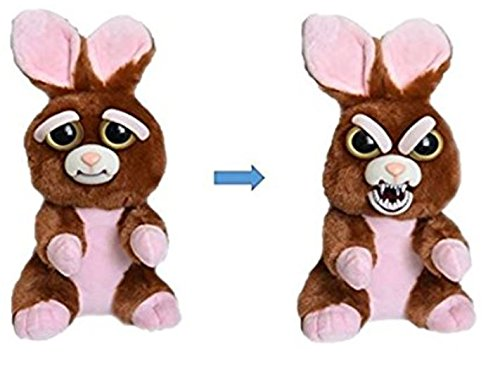 Feisty Pets William Mark Vicky Vicious Adorable Plush Stuffed Bunny that...