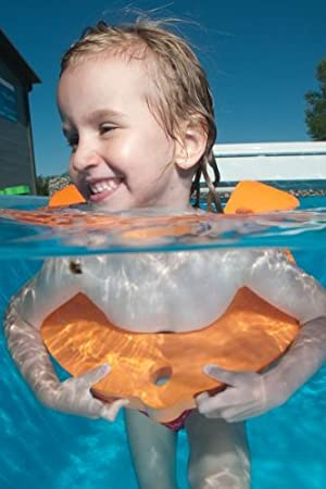 Schwimmbrett Fisch Schwimmfisch Schwimmhilfe Fisch ORANGE