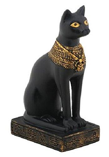 3 Inch Egyptian Bastet Feline Goddess