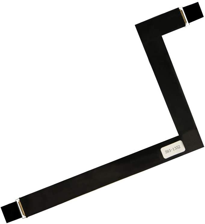 HKCB Replacement LCD Screen Display Flex Cable for iMac 27'' A1312 Mid 2011(593-1352)
