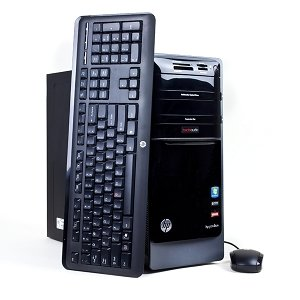 HP Pavilion p7-1235 AMD Fusion A8-5500 Quad-Core 3.2GHz 8GB 1TB DVD±RW Radeon HD 7560D Windows 7 Home Premium w/DVI, Wireless-N and Bluetooth, Best Gadgets