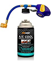 emzone® A/C Cool Refrigerant 1234yf Replacement 6oz Can with Trigger Hose