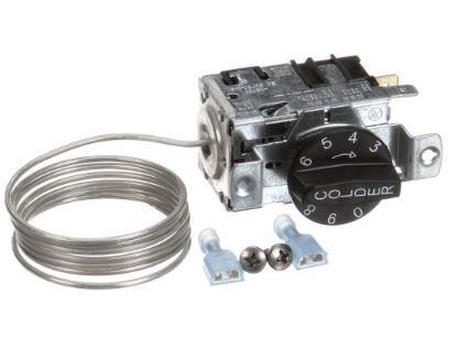 TRUE Upright Refrigeration Thermostat Temp control 800306 831932 800393 Air Sensing 461387