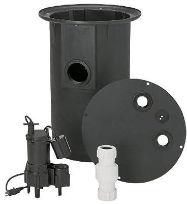 Flotec FP400C Sewage Ejector Pump