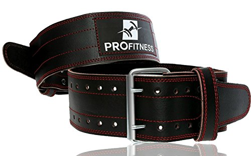 ProFitness Genuine Leather Workout Inches product image