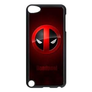 LeonardCustom Hardshell Slim Cover Case for iPod Touch 5 (5th Generation), Deadpool -LCP5U215