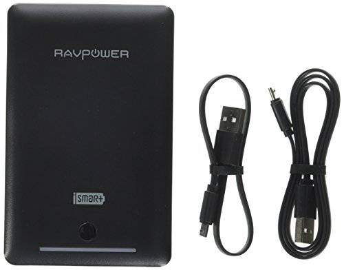 RAVPower 16750mAh Portable Charger, Time-Tested Battery Pack