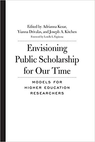 A New Paradigm Of Public Education >> Envisioning Public Scholarship For Our Time Models For Higher
