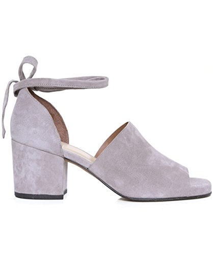 Zapato De Mujer HUDSON LONDON Metta Ante UK6 EU39 US8 Grey