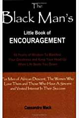 The Black Man's Little Book of Encouragement Perfect Paperback
