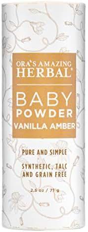 Baby Powder: Ora's Amazing Herbal