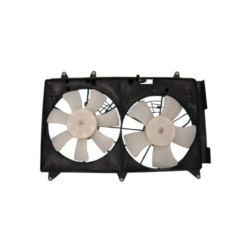 - TYC 622510 Replacement Cooling Fan Assembly for Mazda CX-7