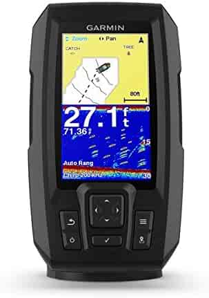 Garmin Striker Plus 4 with Dual-Beam transducer, 010-01870-00