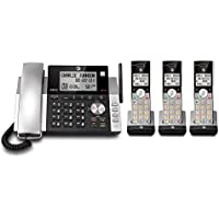AT&T Corded/Cordless Answering System with Dual Caller ID/Call Waiting