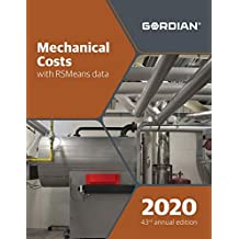 Mechanical Costs With RSmeans Data 2020