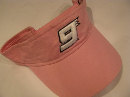 Kasey Kahne #9 Dodge Pink Ladies Winners Circle Visor One Size Fits Most OSFM