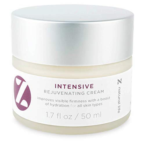 (Z Natural Life Intensive Rejuvenating Facial Cream, Smooth Skin Revitalizer, Skin Care for Women/Men (1.7 fl oz))