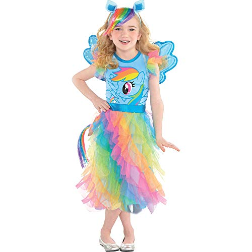 My Little Pony Rainbow Dash Tail - Suit Yourself Rainbow Dash Halloween Costume,