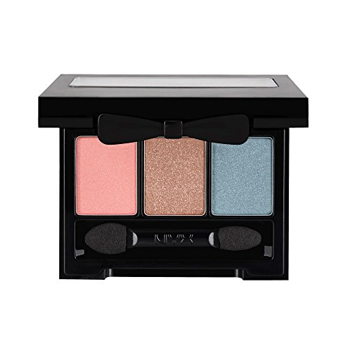 (NYX Professional Makeup Love in Rio Eyeshadow Palette, Sway with Lola, 0.11 Ounce )