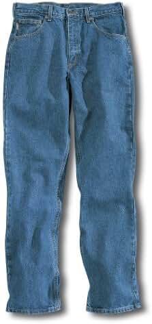 Carhartt Men's Traditional Fit Jean Straight Leg