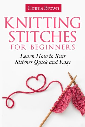 Knitting Stitches Beginners Learn Quick product image