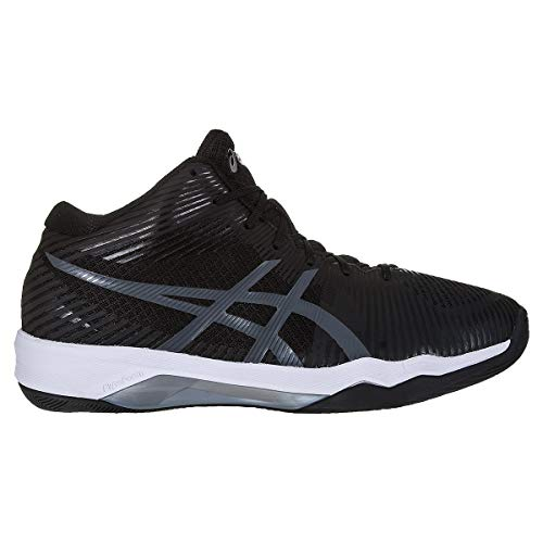 Noir Elite Montantes 9095 Grey Black Asics Volley Ff Chaussures dark Cq4ZxRwan1