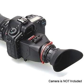 Kamerar QV-1 - Visor LCD para cámara réflex Digital Nikon D800 600 ...