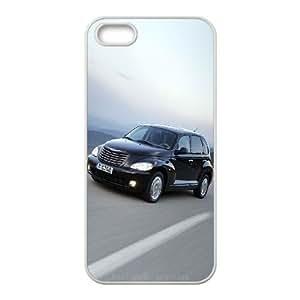 Chrysler iPhone 5 5s Cell Phone Case White Ykmyk