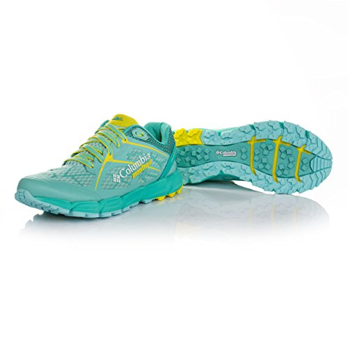 de Zour Aquarium 307 Chaussures Trail Caldorado Columbia Bleu II Femme AqFttO