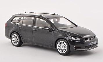 Vw Golf Vii Variant Met Schwarz 2013 Modellauto