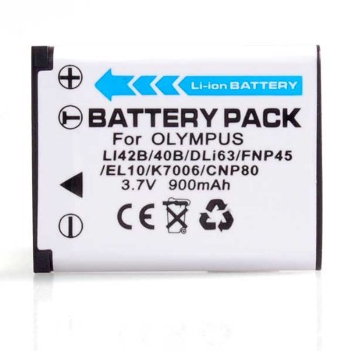Neewer LI-42B Battery for Olympus SP (Li 42b Lithium Battery)