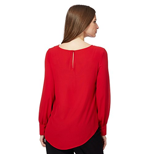 Debenhams Damen Top rot rot