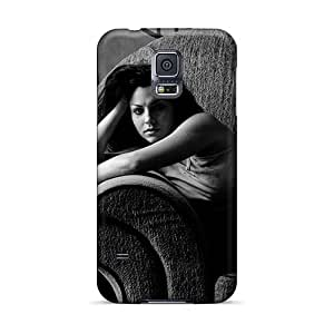 Bumper Hard Phone Cases For Samsung Galaxy S5 With Customized Fashion Evanescence Band Pictures LauraAdamicska
