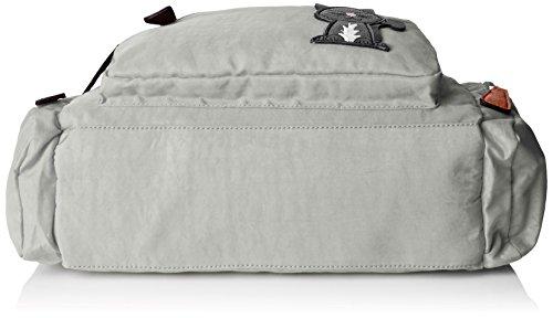 Zip Grey Swankyswans Ladies Grey Multi Day Kempton épaule Sacs portés Pale Gris n7Z74I