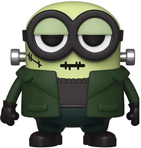 Funko- Pop Movies Minions-Frankenbob Figura Coleccionable, Multicolor (49790)
