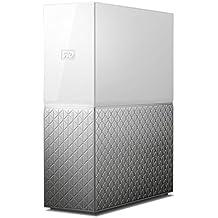 WD 4TB My Cloud Home Personal Cloud Storage - WDBVXC0040HWT-NESN