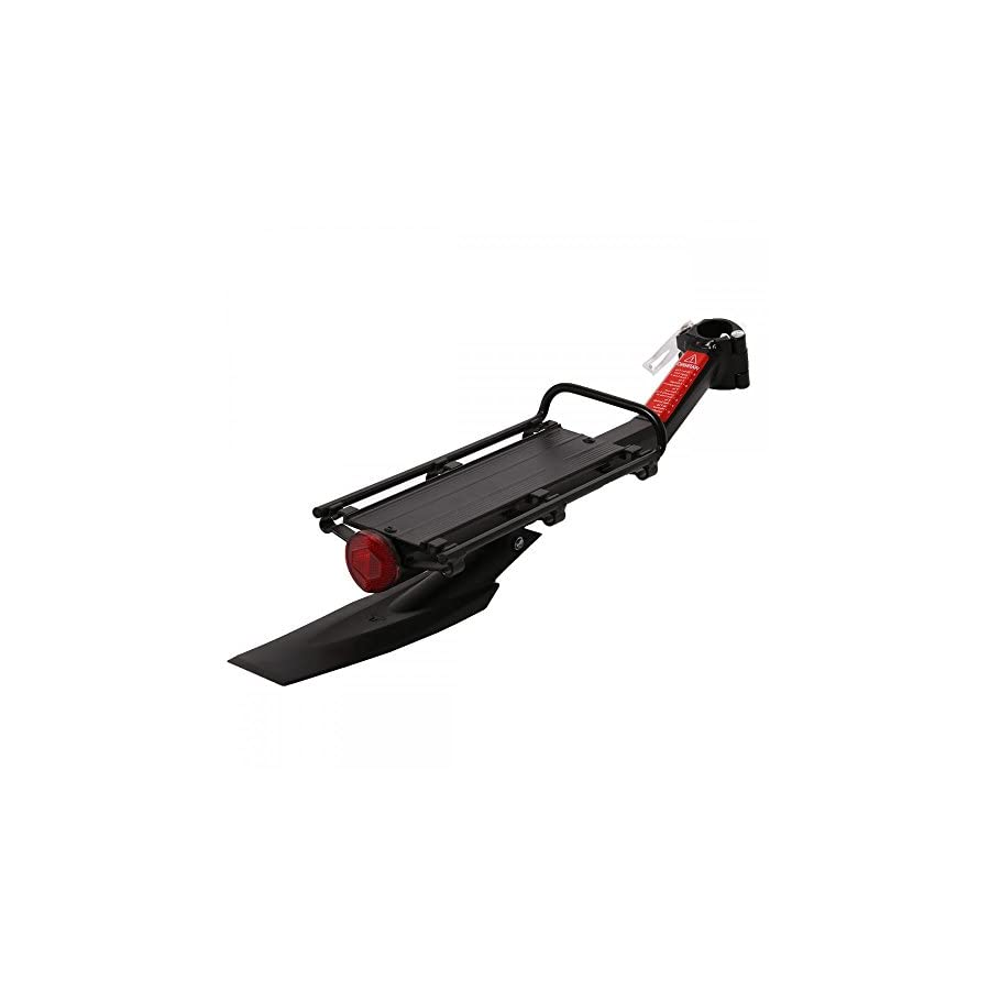 Bicycle Mountain Bike Rear Pannier Rack Seat Post Luggage Rear Carrier