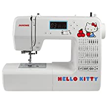 Janome 18750 Hello Kitty Computerized Sewing Machine